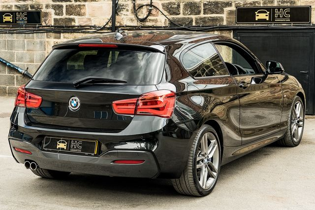 2017 BMW 1 Series 120d M Sport Auto - Picture 11 of 36