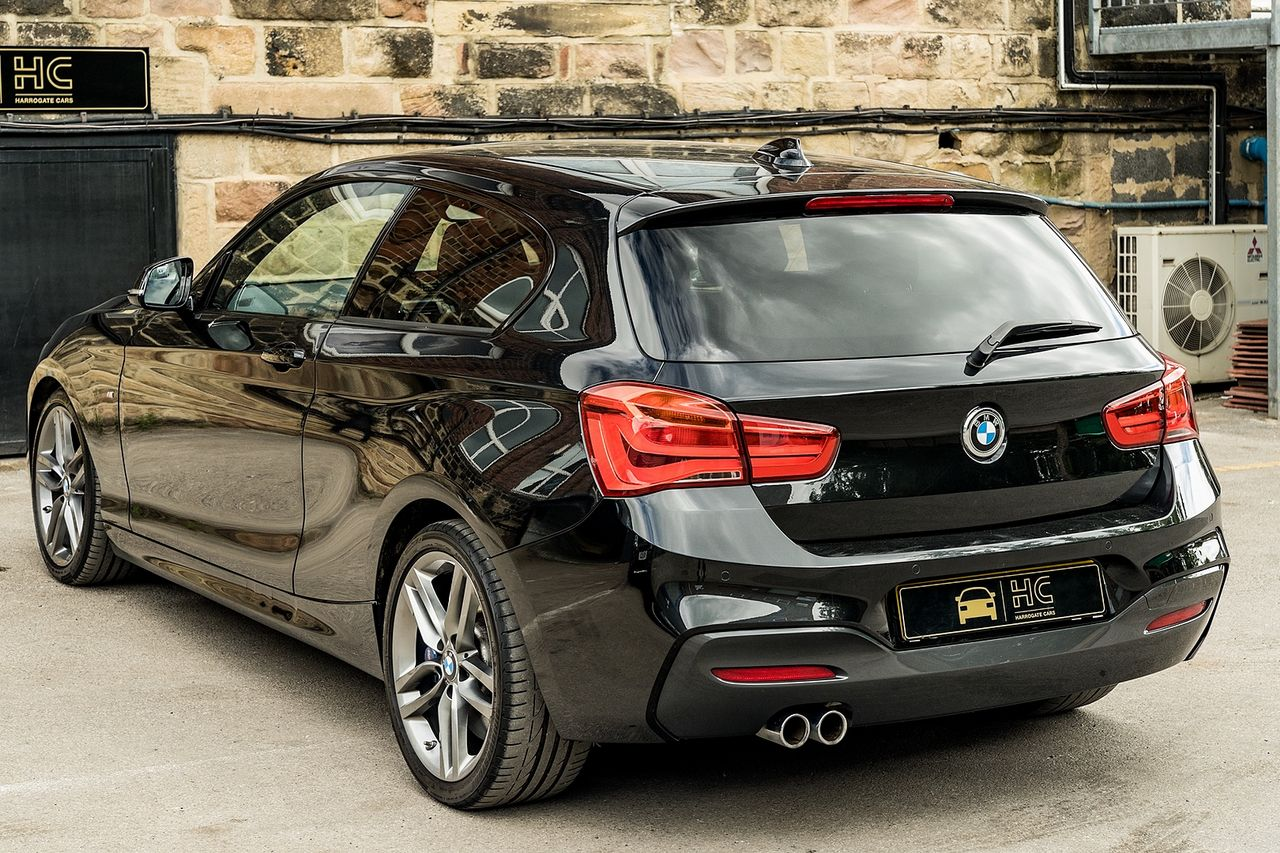 2017 BMW 1 Series 120d M Sport Auto - Picture 13 of 36