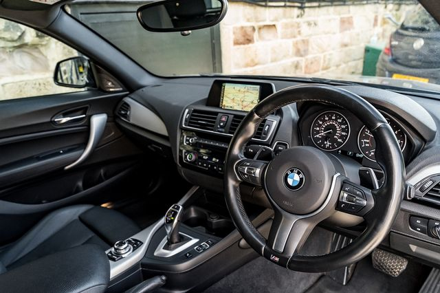 2017 BMW 1 Series 120d M Sport Auto - Picture 14 of 36