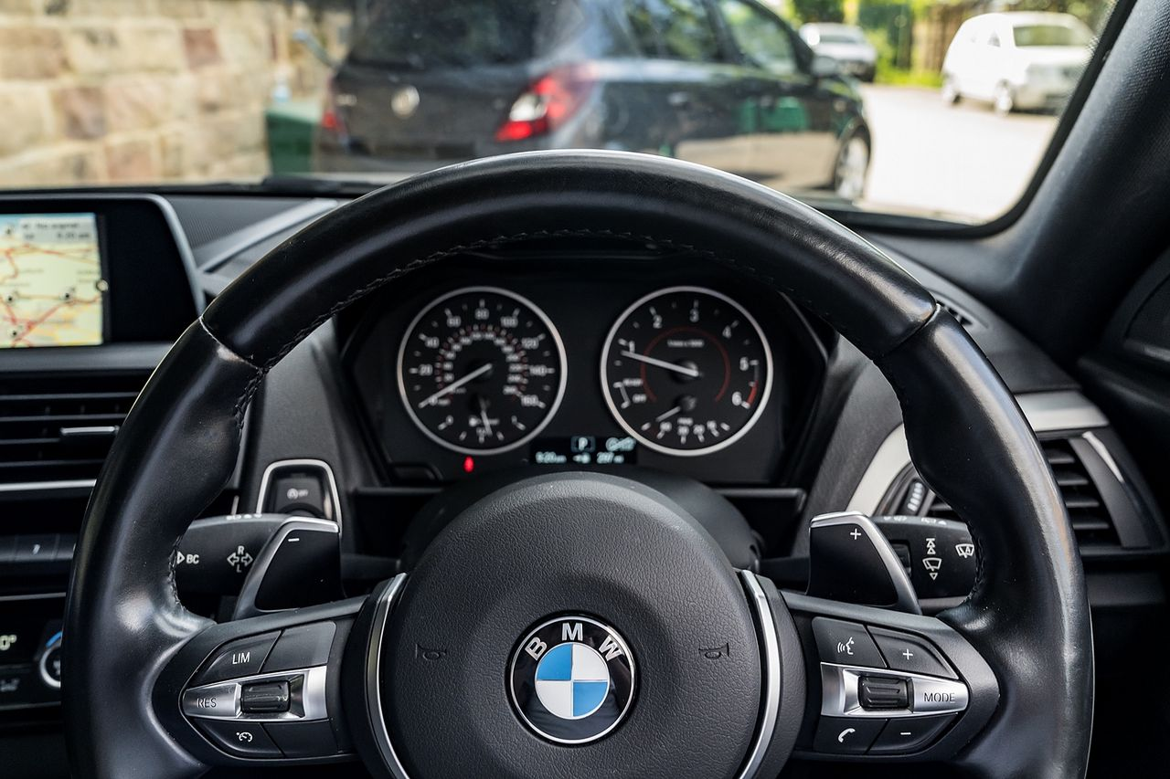 2017 BMW 1 Series 120d M Sport Auto - Picture 25 of 36