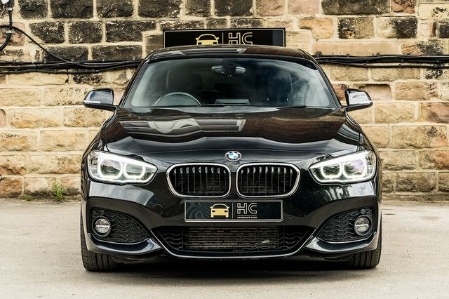 2017 BMW 1 Series 120d M Sport Auto - Picture 2 of 36