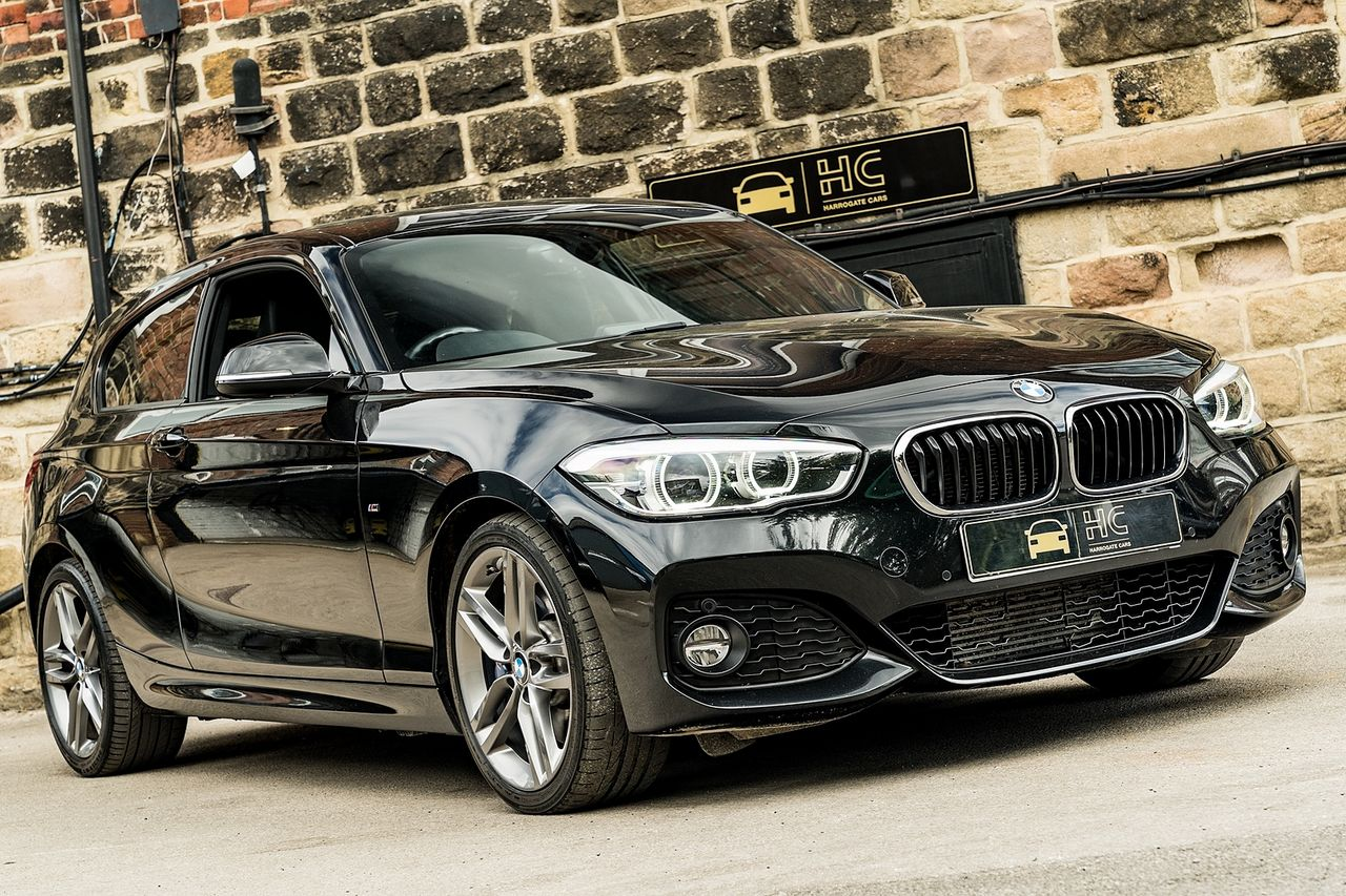 2017 BMW 1 Series 120d M Sport Auto - Picture 5 of 36