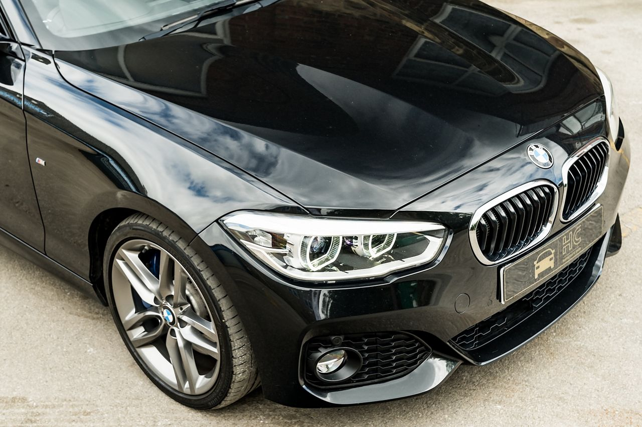 2017 BMW 1 Series 120d M Sport Auto - Picture 7 of 36