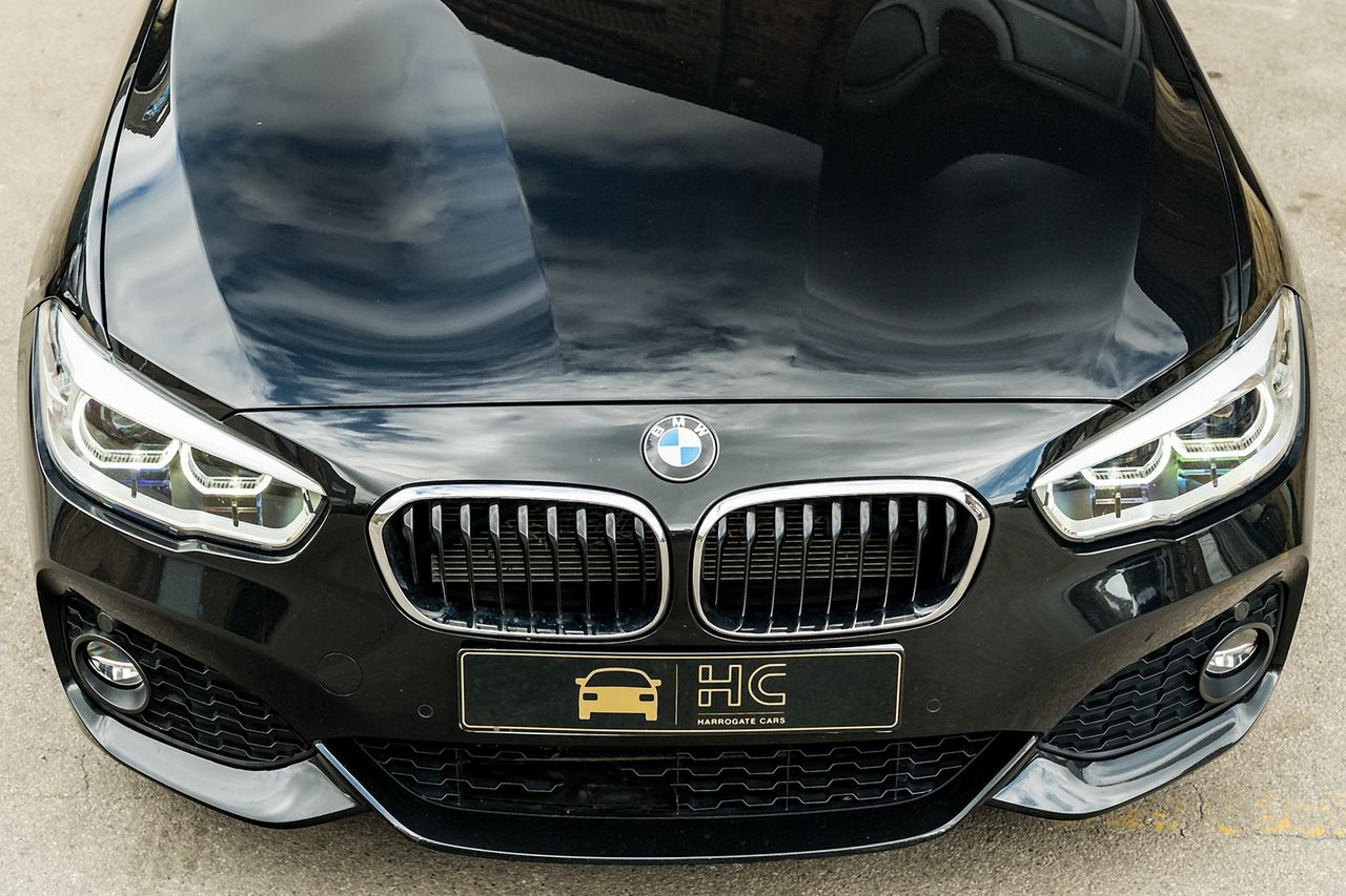 2017 BMW 1 Series 120d M Sport Auto - Picture 8 of 36
