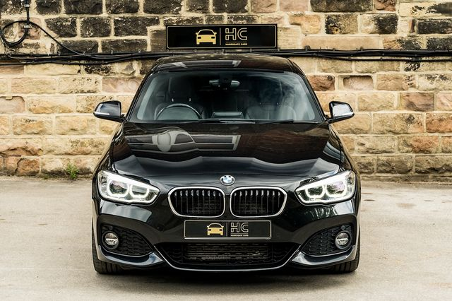 2017 BMW 1 Series 120d M Sport Auto - Picture 9 of 36