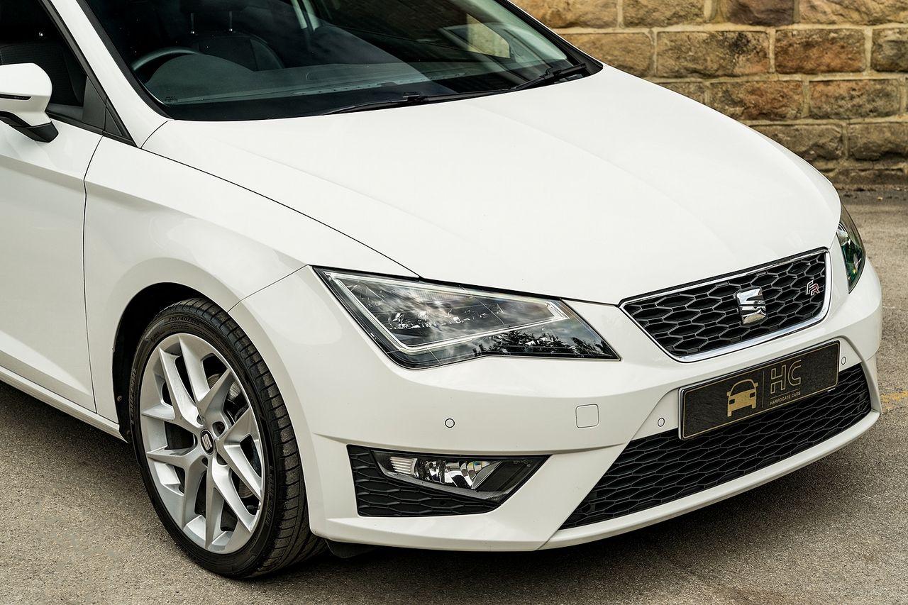 2015 SEAT Leon SC 1.4 EcoTSI 150PS FR DSG - Picture 10 of 35