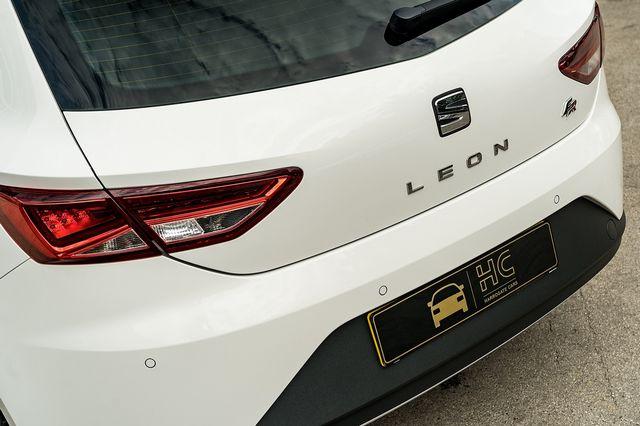 2015 SEAT Leon SC 1.4 EcoTSI 150PS FR DSG - Picture 14 of 35