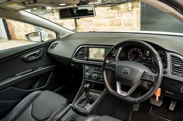 2015 SEAT Leon SC 1.4 EcoTSI 150PS FR DSG - Picture 16 of 35