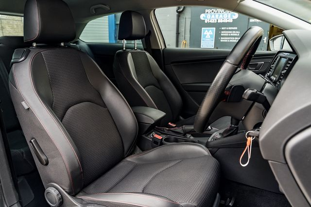 2015 SEAT Leon SC 1.4 EcoTSI 150PS FR DSG - Picture 17 of 35