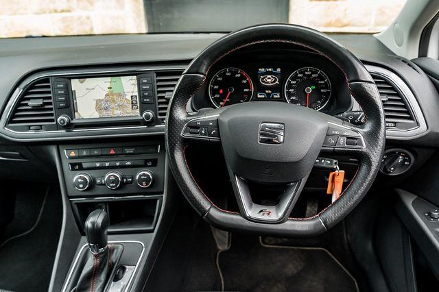 2015 SEAT Leon SC 1.4 EcoTSI 150PS FR DSG - Picture 20 of 35