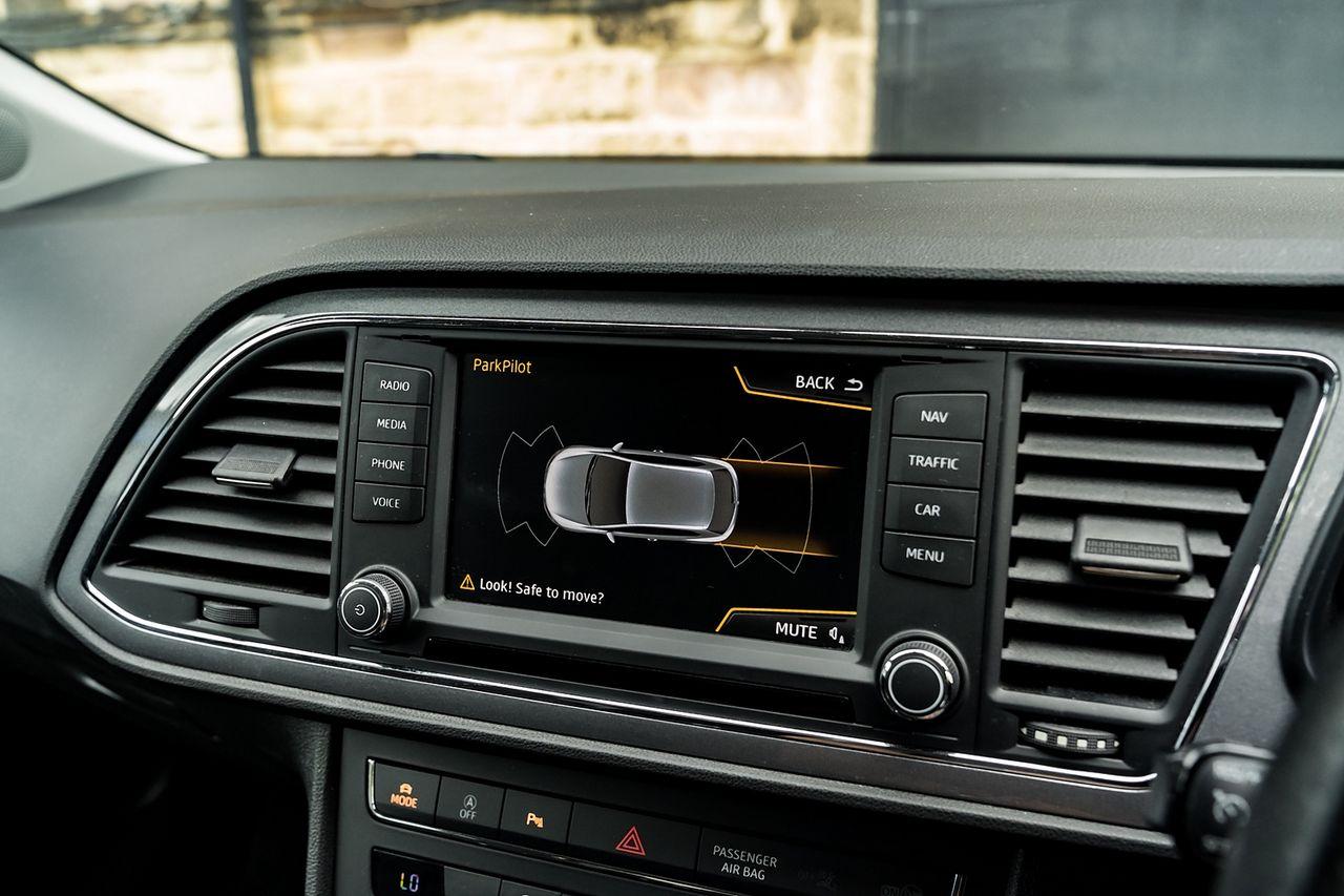 2015 SEAT Leon SC 1.4 EcoTSI 150PS FR DSG - Picture 21 of 35