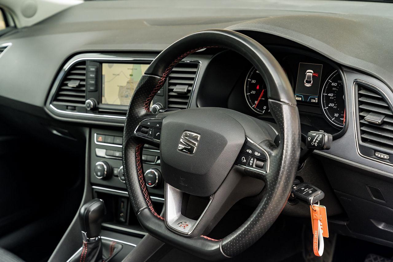 2015 SEAT Leon SC 1.4 EcoTSI 150PS FR DSG - Picture 22 of 35