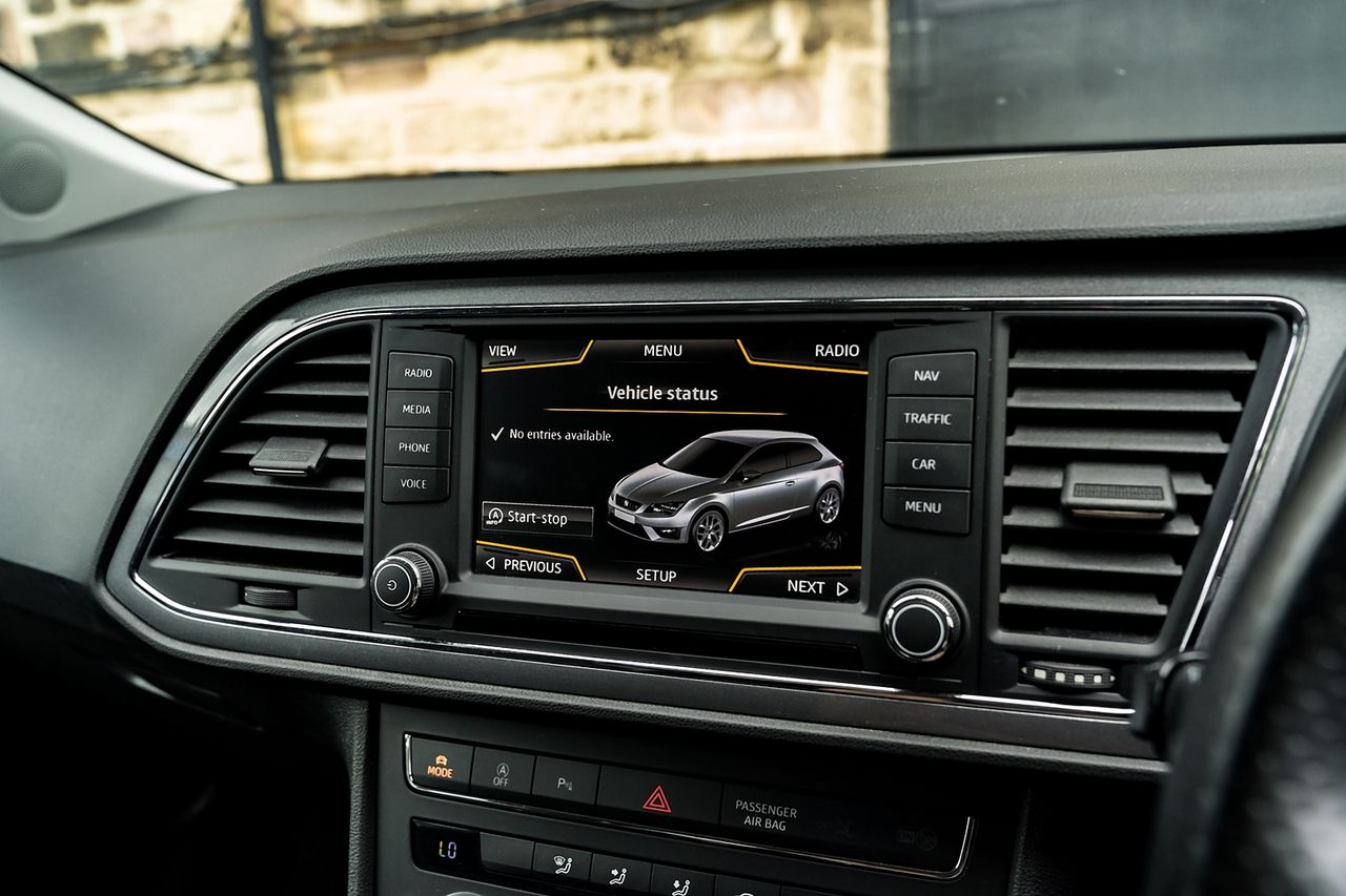 2015 SEAT Leon SC 1.4 EcoTSI 150PS FR DSG - Picture 24 of 35