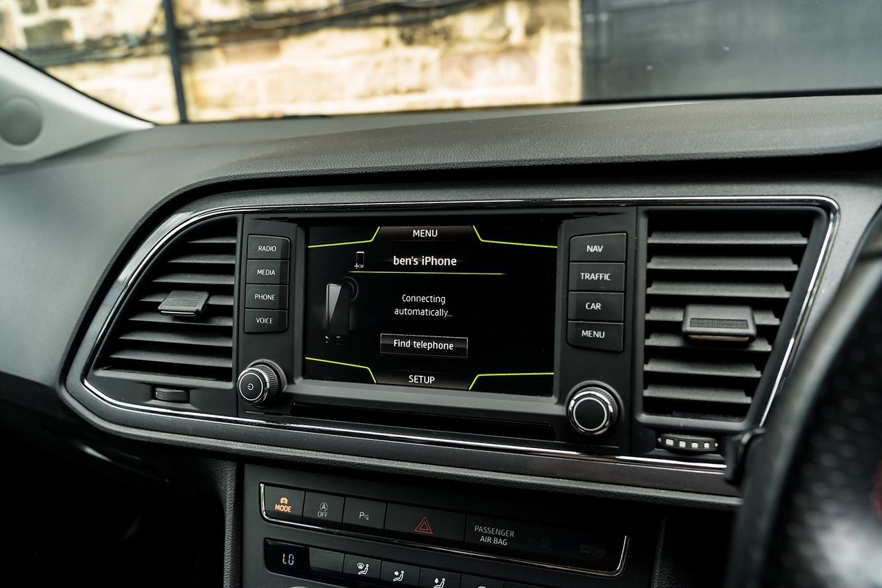 2015 SEAT Leon SC 1.4 EcoTSI 150PS FR DSG - Picture 26 of 35