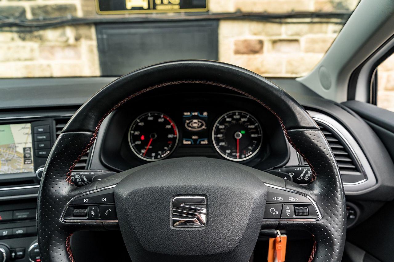 2015 SEAT Leon SC 1.4 EcoTSI 150PS FR DSG - Picture 28 of 35
