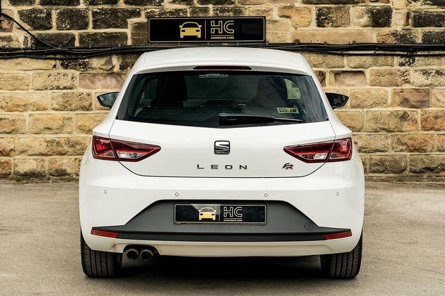 2015 SEAT Leon SC 1.4 EcoTSI 150PS FR DSG - Picture 4 of 35
