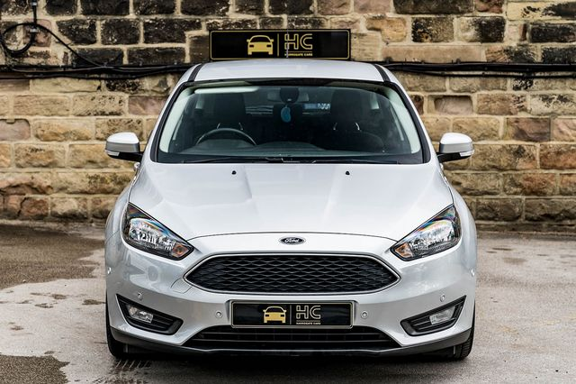 2015 FORD Focus Zetec 1.0T 125PS EcoBoost - Picture 3 of 41