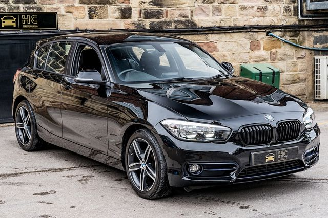 2018 BMW 1 Series 118i Sport - Picture 10 of 41