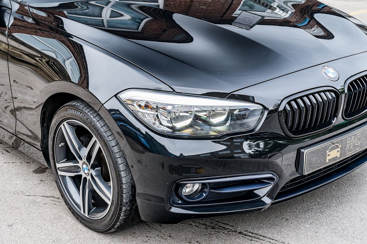 2018 BMW 1 Series 118i Sport - Picture 13 of 41