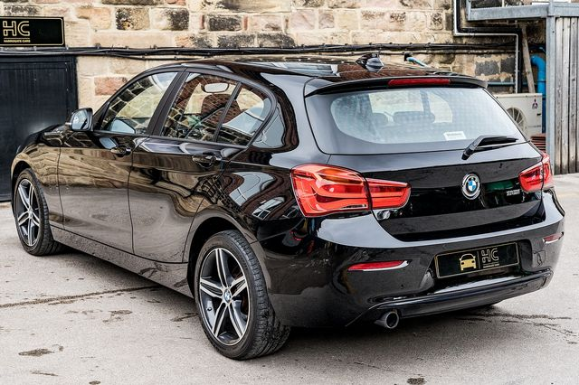 2018 BMW 1 Series 118i Sport - Picture 15 of 41