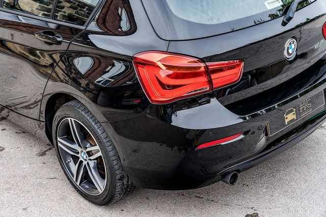 2018 BMW 1 Series 118i Sport - Picture 16 of 41