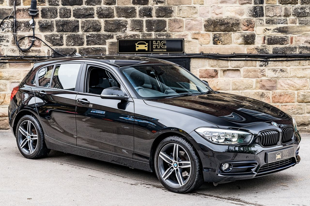 2018 BMW 1 Series 118i Sport - Picture 1 of 41