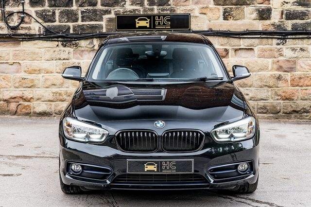 2018 BMW 1 Series 118i Sport - Picture 3 of 41