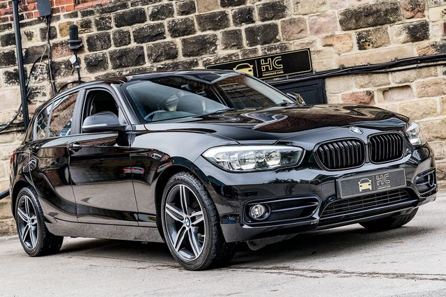 2018 BMW 1 Series 118i Sport - Picture 7 of 41