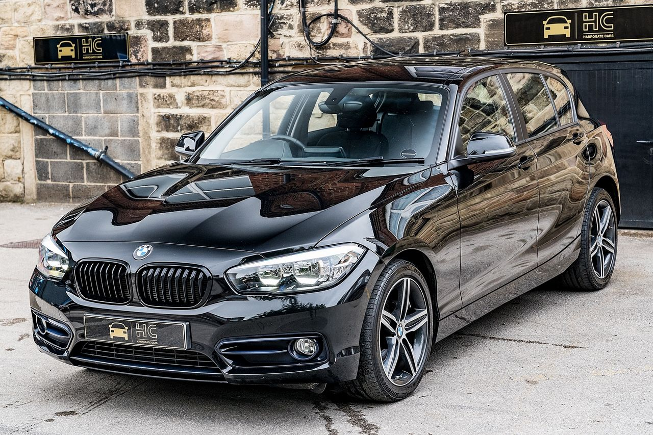 2018 BMW 1 Series 118i Sport - Picture 9 of 41
