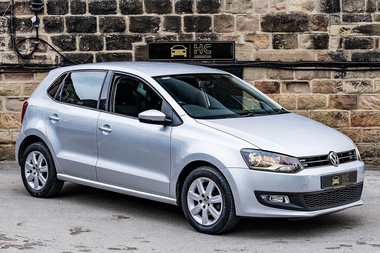2014 VOLKSWAGEN POLO MATCH EDITION - Picture 1 of 39